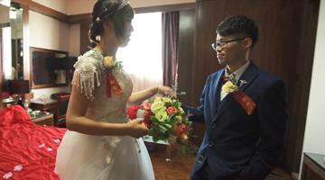 香港男明星陈嘉俊举办婚礼 羊城广州豪华嘉宾阵容