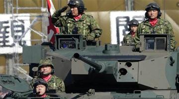 日本军费预算拟增至破纪录4000亿元