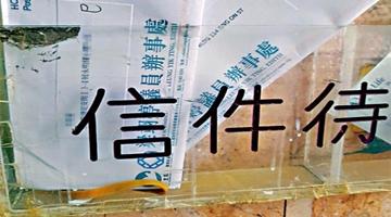 """香港""""黄丝""""区议员梁翊婷涉嫌侵犯选民隐私"""