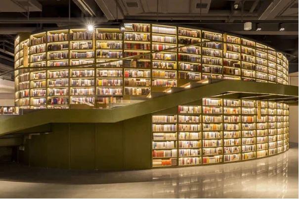 诗与酒不在远方 藏身古城西安的梦幻书店