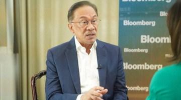 """马来西亚要""""变天""""?获国会过半支持,安华欲组新政府"""