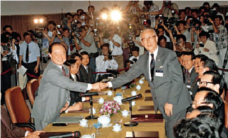 """国台办:""""九二共识""""是两岸和平政治基础"""
