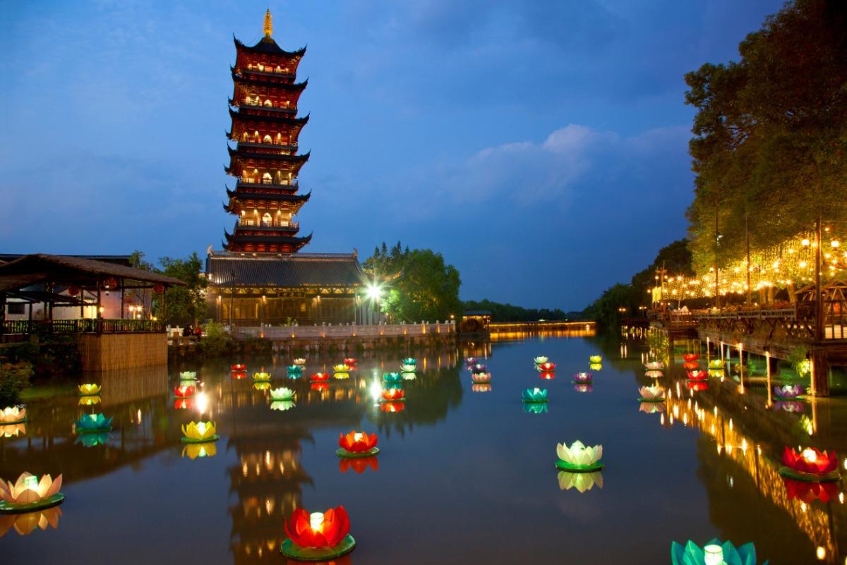 国庆中秋喜相逢 乌镇传统与现代并存推出多项旅游活动