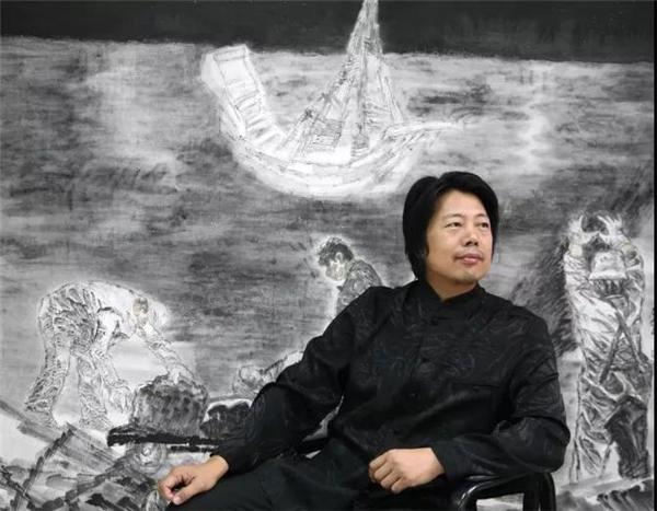 《盛世中华》携手画家贺建国71周年双同庆特刊——张向钧