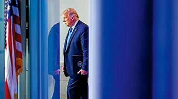 拒绝和平移交政权 特朗普或酝酿美国最大宪政危机
