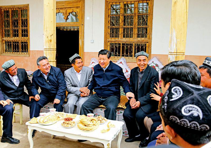 数读新疆建设成就