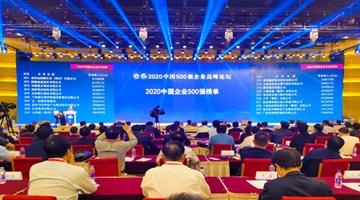 兰州新区商投集团营收突破五百亿 跻身中国服务业企业500强