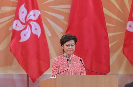 林郑周三或将出席深圳特区40周年庆祝大会 《施政报告》或延期
