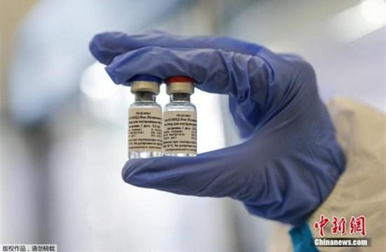 俄又一新冠疫苗研发顺利:志愿者未现不良反应