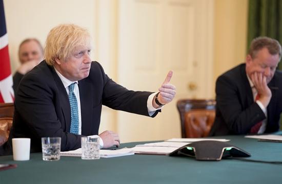英国欧盟举行电话会议 商议脱欧过渡期后贸易协议