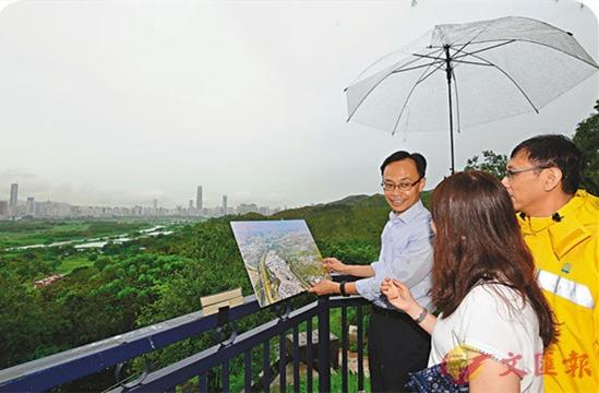 专家:粤港澳大湾区要素流动利于香港脱困