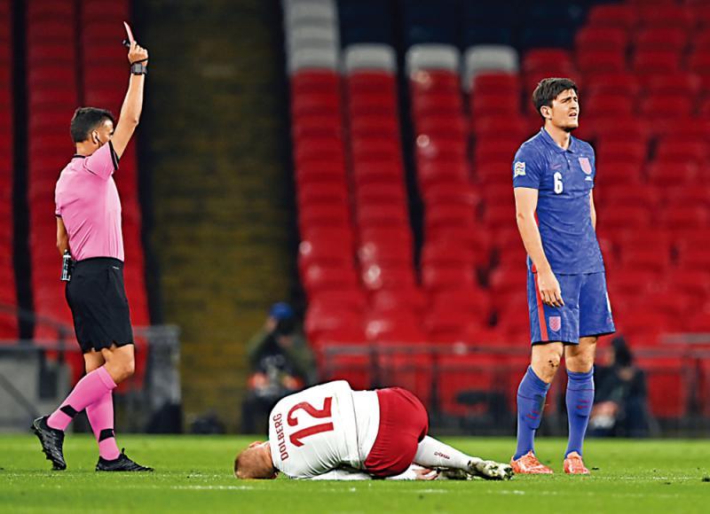 ?馬古尼被逐 英格蘭負丹麥
