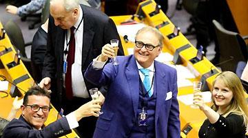 英欧谈判代表举行电话会议 贸易协议僵局难解