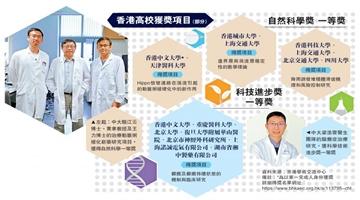 香港院校获14项国家科研优秀成果奖