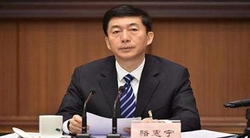 ?骆惠宁:香港机不可失 努力搭上国家发展快车
