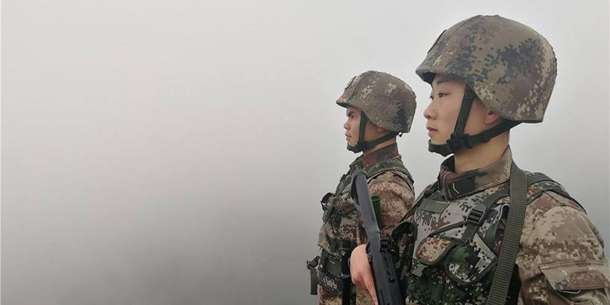 中方1名走失士兵已由印方移交中国边防部队