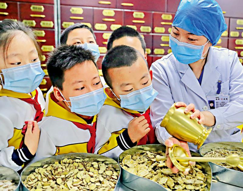 ?中医机构增至6万 服务能力提升