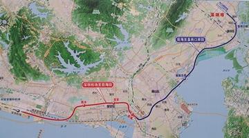 穗莞深城际快线计划2025年开通