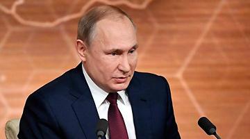 普京:美军在阿富汗的存在与俄利益不冲突