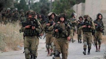 以色列举行大规模军事演习