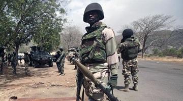尼日利亚军队打死至少16名武装分子