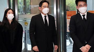 韩媒:三星会长李健熙28日出殡 以家族葬方式举行