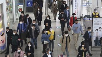 韩国疫情反弹 近83万工作岗位消失