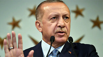 法国召回驻土耳其大使后 埃尔多安呼吁民众抵制法国货