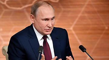 普京:美退出《中导条约》造成条约失效是严重错误
