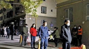 喀什再增26无症状感染者 今日拟完成全部核检