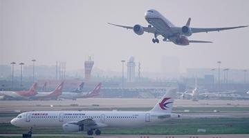 中国民航局对两家外航航班实施熔断措施