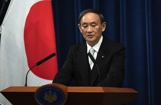 菅义伟拟下周颁新刺激计划 冀加快日本经济复苏