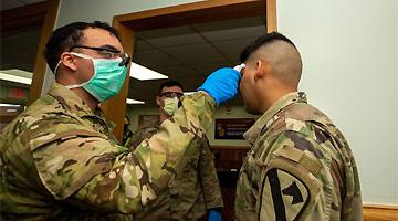 驻韩美军及家属新增18例新冠肺炎确诊病例