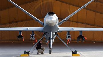 外媒曝美国将售台MQ-9无人机 台军迫不及待