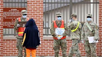 驻韩美军相关新冠确诊病例达278例 多数抵韩后确诊