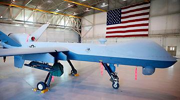 国防部回应美国售台湾无人机:玩火者必自焚