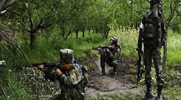 印巴边境发生交火:印方两士兵中枪受伤 一武装人员身亡