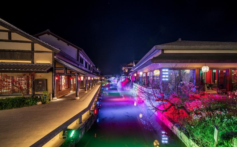 中國國內游市場回暖 夜間游受青睞