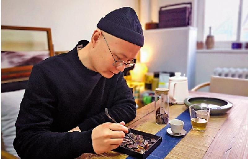 ?紫禁城600年系列五/鼻尖上的故宮\大公報記者 張寶峰