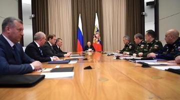 俄計劃在蘇丹建海軍后勤基地 行政命令已呈交普京