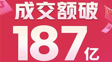 11.11抖音宠粉节圆满落幕,GMV破187亿