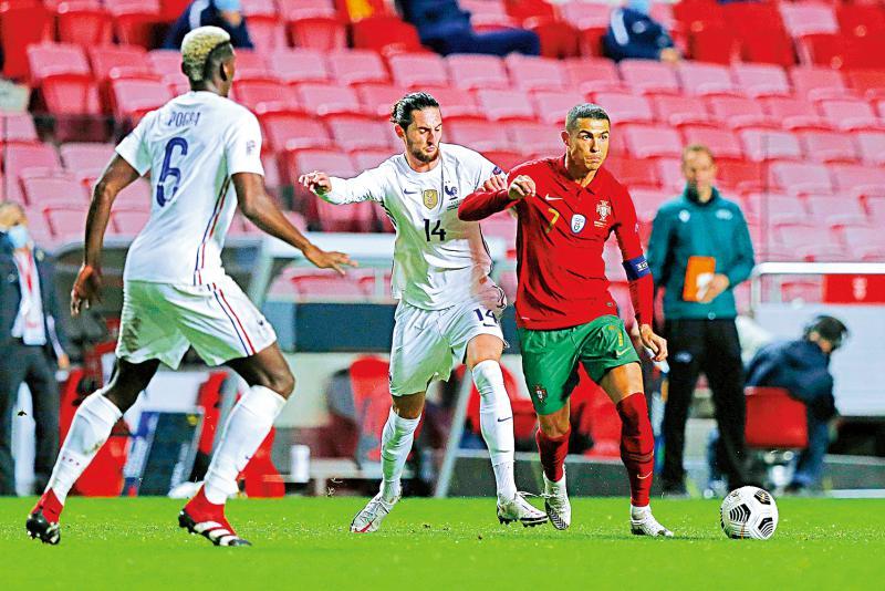 葡萄牙欧国联卫冕失败