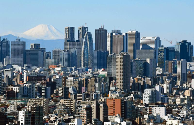 日本GDP季增21.4% 52年最劲