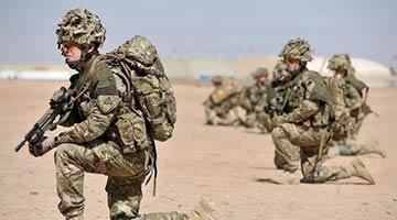 """疫情关头大涨军费 英国谋求""""脱欧""""后全球影响力"""