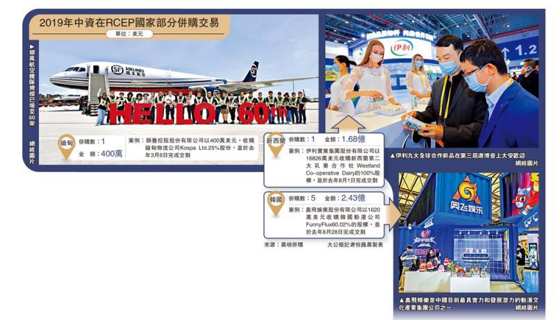 商務部挺香港盡早加入RCEP