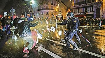 法国禁拍照起底警员 违者判囚一年