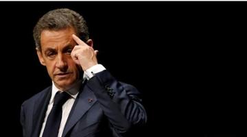 法国前总统萨科齐因涉嫌腐败将受审 或面临10年监禁