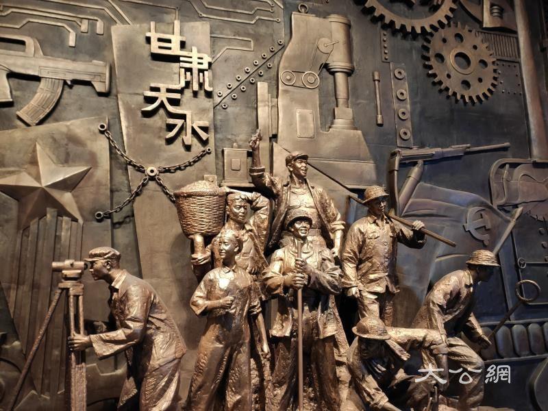 三线建天水 工业博物馆里藏辉煌