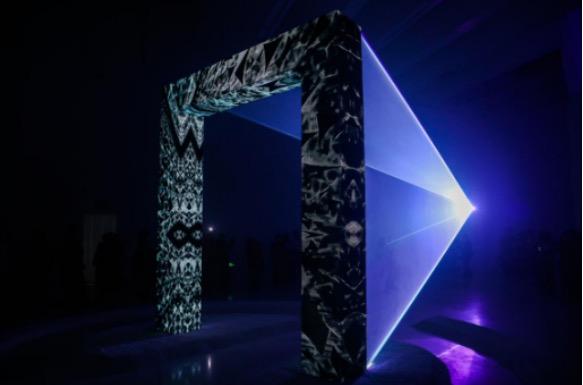 2020亚洲数字艺术展 亚洲龙惊艳先锋艺术
