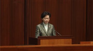 施政报告萧爷爷:积极参与国内国际双循环 为港经济带来不绝动力